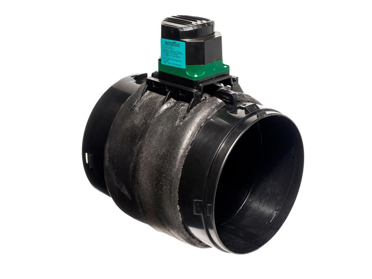 ZoneBoss Plastic Motor Damper 1NM 240V 200mm