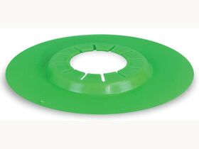 DWV Spindle Sealing Flange Green