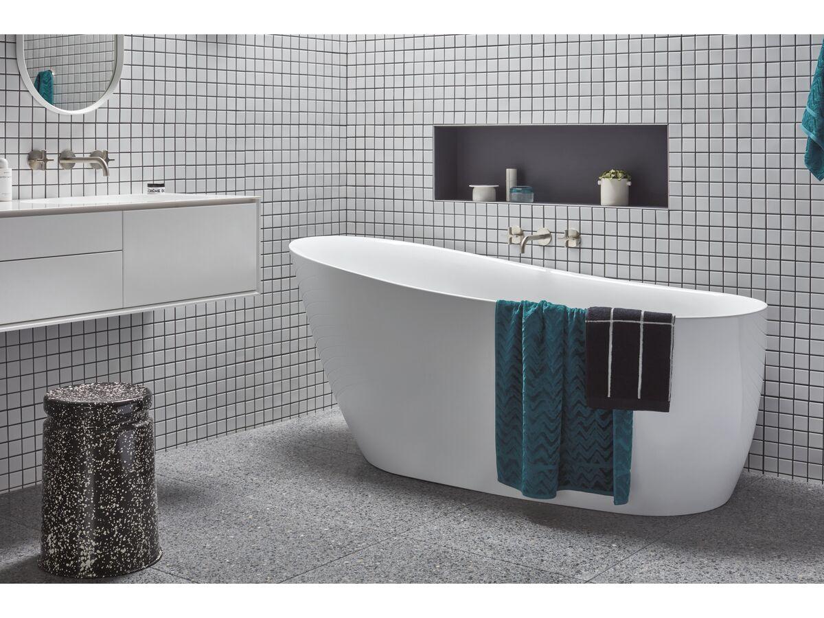 Kado Neue Freestanding Bath 1730 x 780 x 730mm White