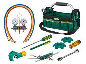 Refrigeration Starter Kit Components