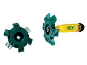 Refco 6 In1 Fin Comb with Spare Head 14142