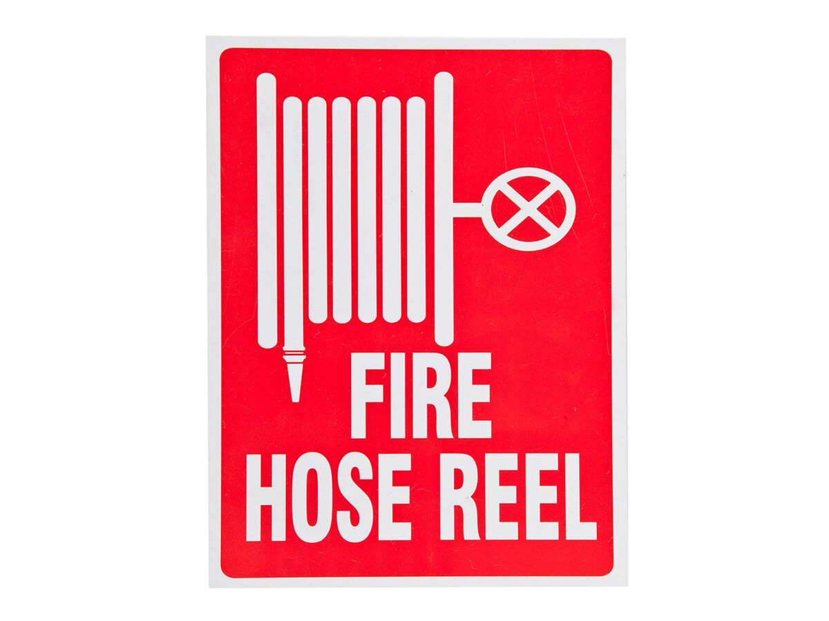 Location Signs - FHR Small 230mm x 150mm - Sticker