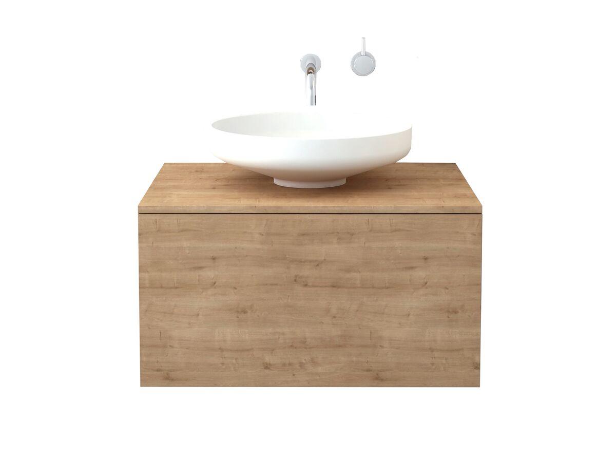 Venice 750 Timber Wall Hung Vanity Unit