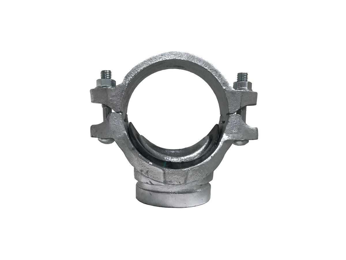 MECH TEE (GALV) 150 X 25 BSP