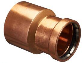 >B< Press Water Fitting Reducer 100mm x 80mm