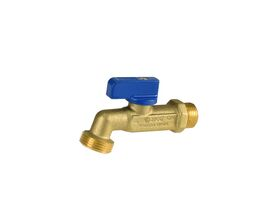 Arco Grifo Garden Tap with Non Return Valve Male 15mm