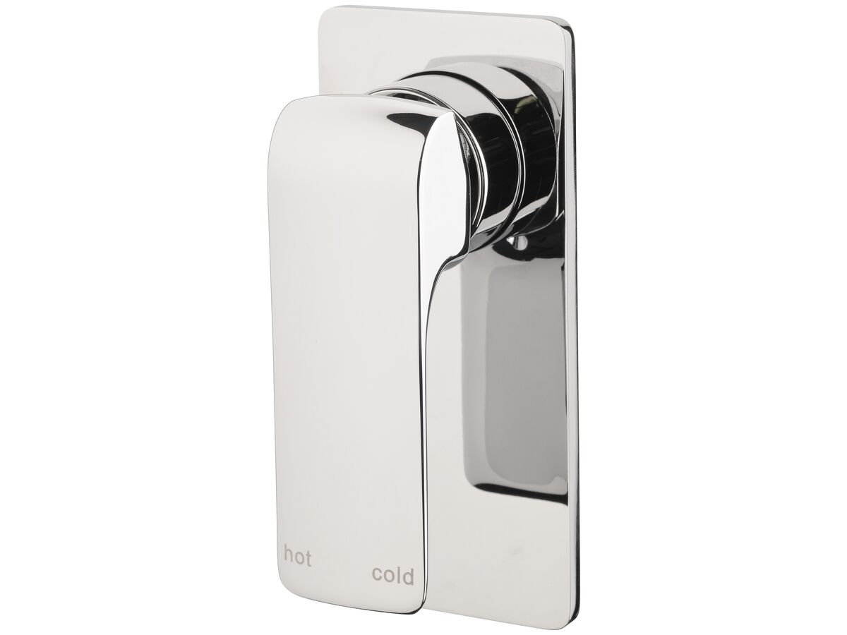 Milli Glance Shower / Bath Mixer Chrome