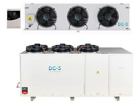 DC3 Cold Room Kit 21.4kw
