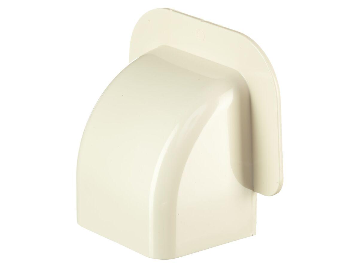Smartduct Corner Wall Elbow 80mm 0809CM