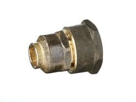 Compression Union Flared 20mm Female x 15mm Copper