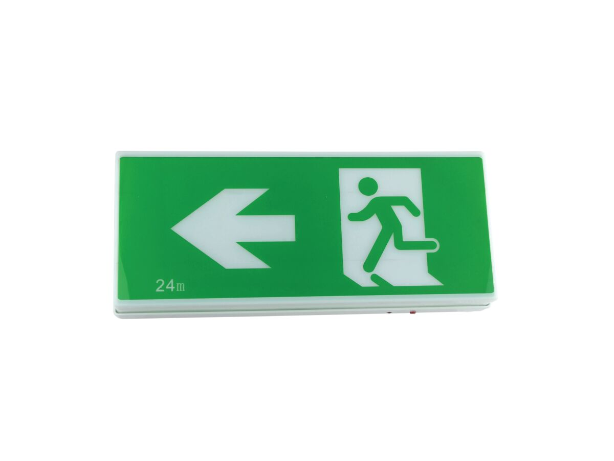LED Wall Mounted Exit Light