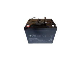 75AH 12VDC DEEP CYCLE Lead Acid Battery