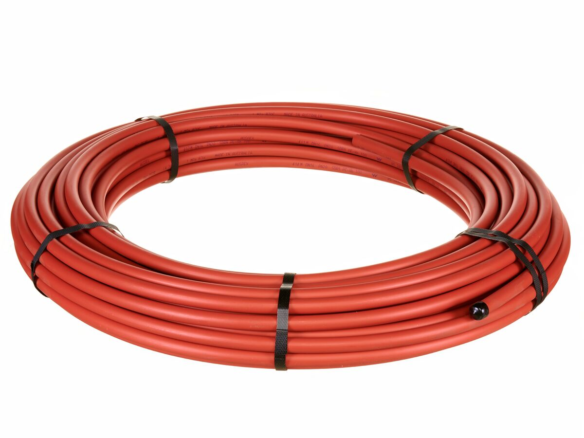 AUSPEX PIPE PEX 100 RED COIL