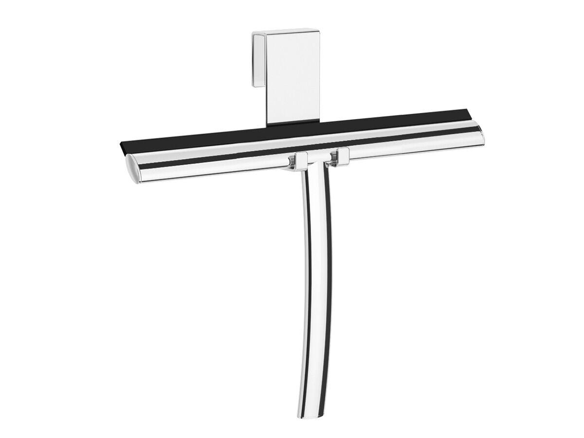 Milli Shower Wiper with Shower Screen Hanger Chrome