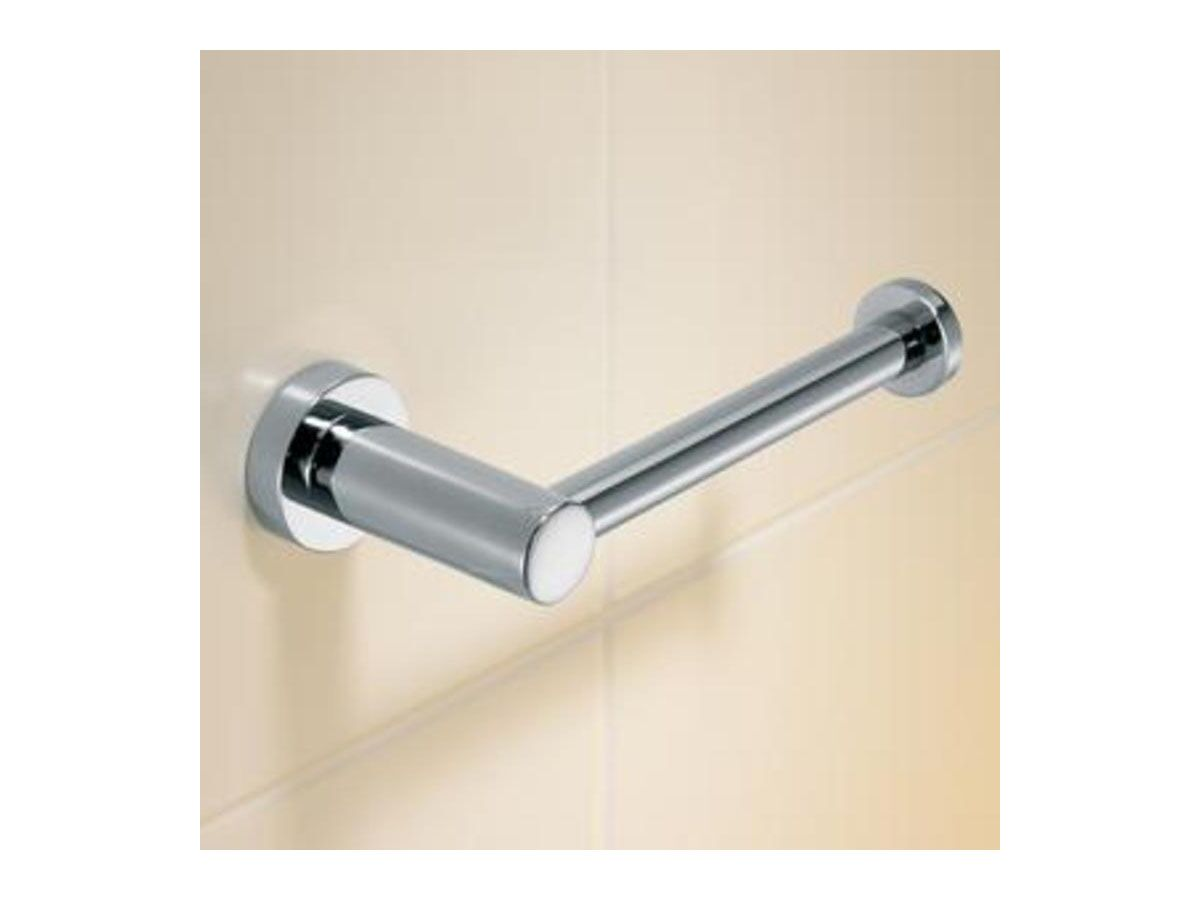 Cosmo Toilet Roll Holder (Metal) Chrome
