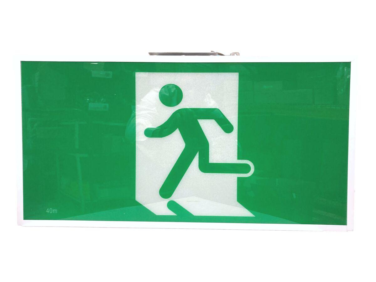 Jumbo Emergency Exit Light
