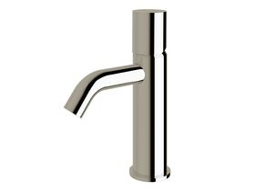 Milli Pure Basin Mixer Tap Curved Spout Chrome (5 star)