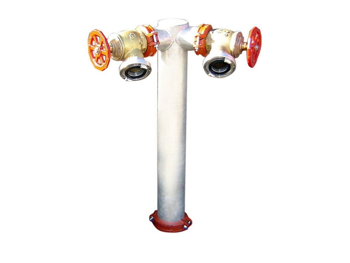 Hydrant Riser: Dual Complete Storz