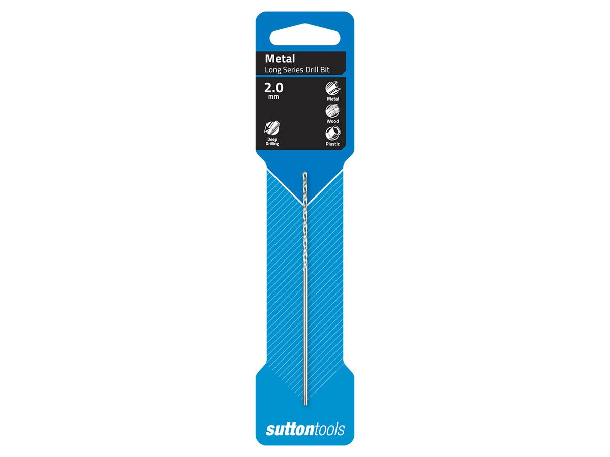 Sutton Long Series Drills 2mm