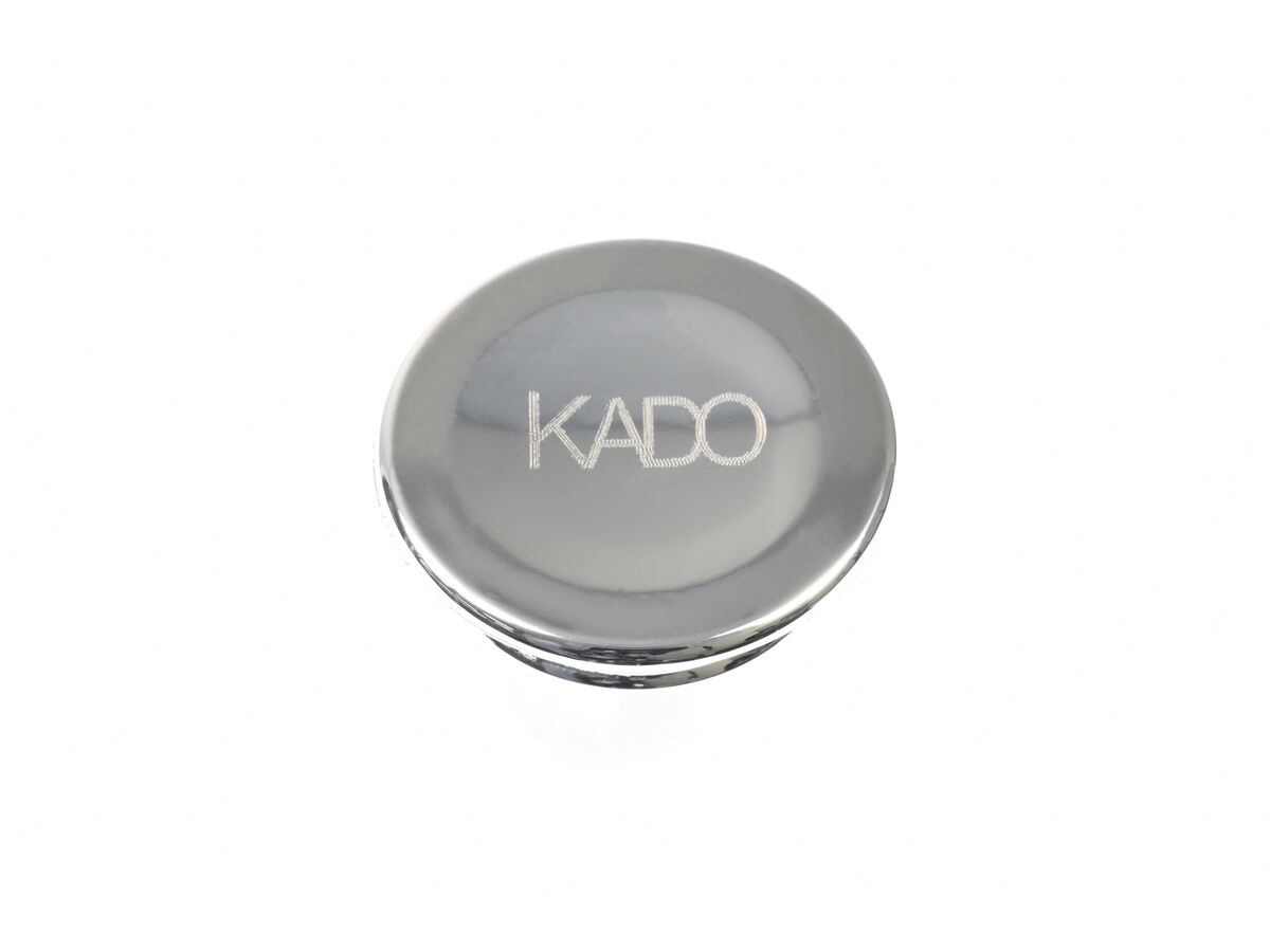 Kado Overflow Dress Ring Chrome