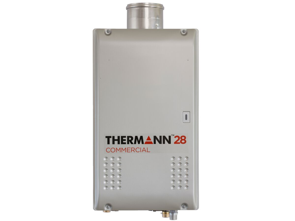 Thermann Commercial Continuous Flow Hot Water Unit Internal 28ltr