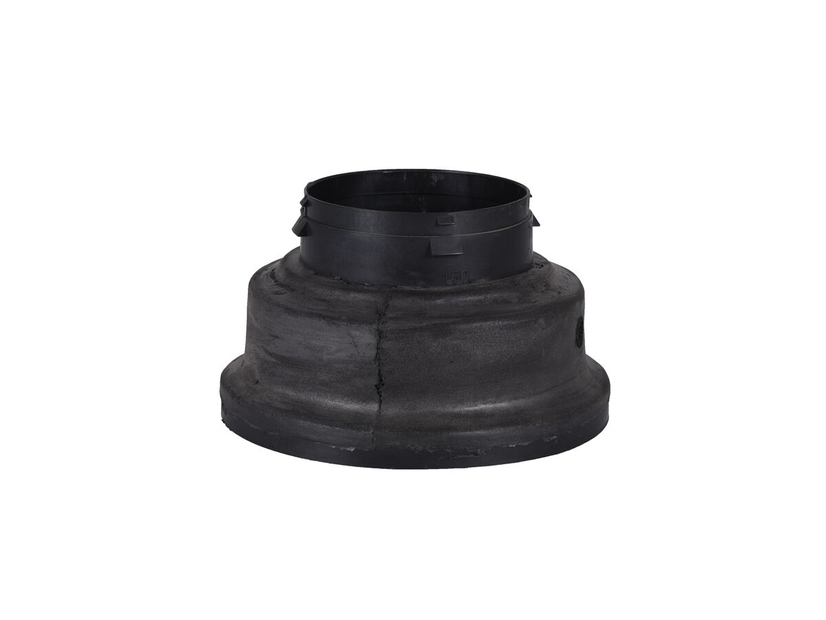 Multisnap Foam Insulated Reducer 250mm x 200mm x 150mm