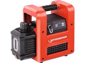 Rothenberger Battery Vacuum Pump Roairvac R32 5.0 142lm