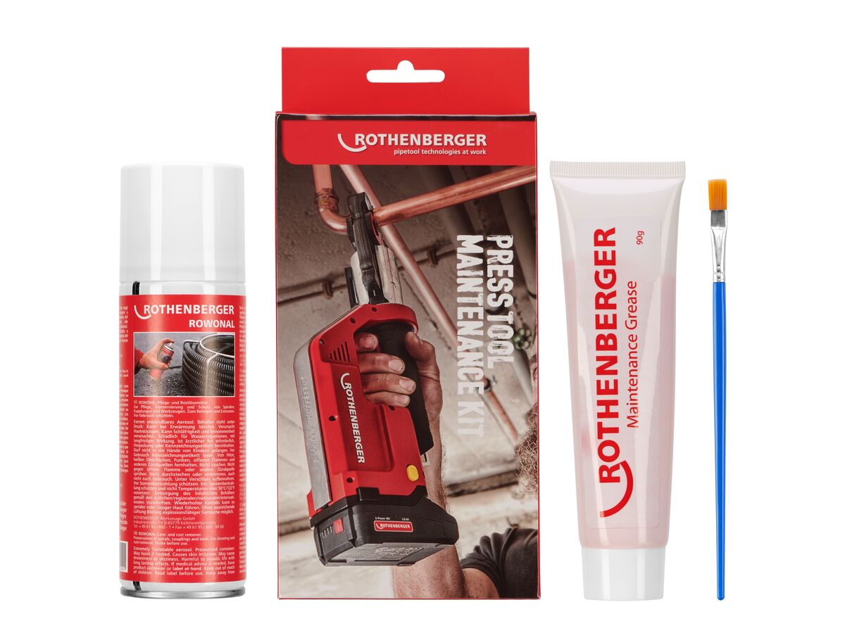 Rothenberger Romax Tool Maintenance Kit