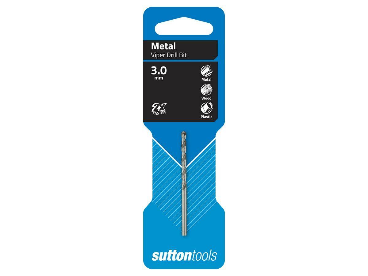 Sutton Drills High Speed Metric 3.00mm
