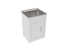 Posh Solus 45 litre Standard Trough & Cabinet with Bypass