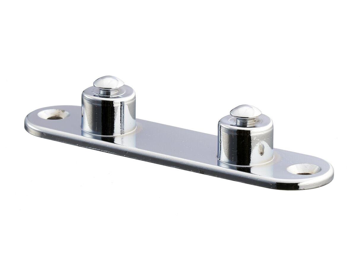 Sonia Toilet Brush Bracket Chrome