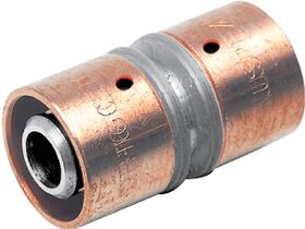 Auspex Stainless Steel Coupling