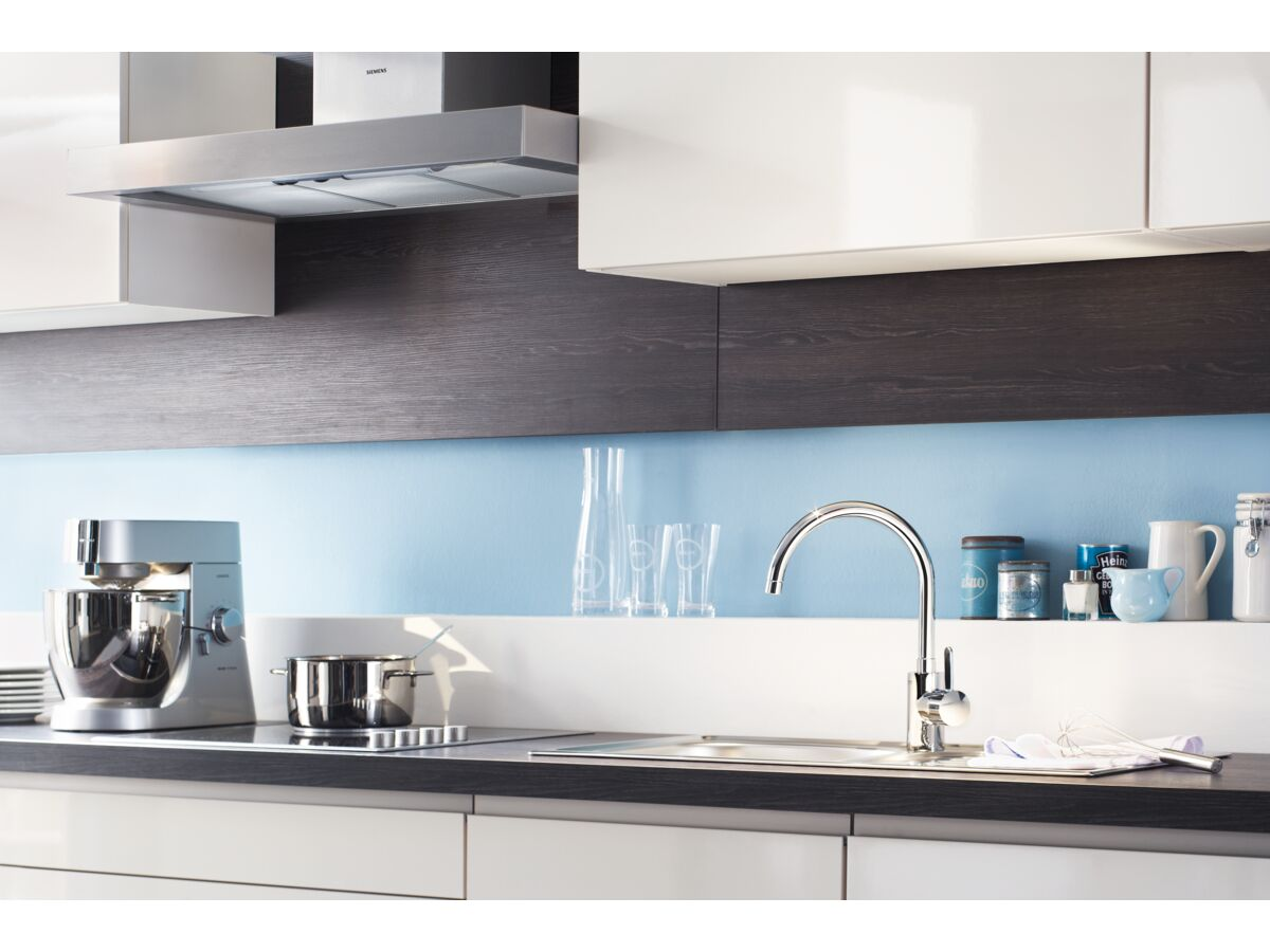 GROHE Eurosmart Cosmopolitan Sink Mixer Chrome (5 Star)