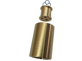 Mizu Drift MK2 Shower Mixer Body Extension Brushed Gold
