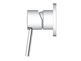 Mizu Drift MK2 Shower Mixer Tap Chrome