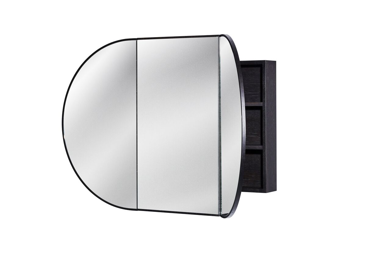 Issy Halo Rounded Triple Shaving Cabinet