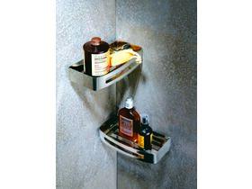 Posh Domaine Shower Basket 220 x 120 x 40mm