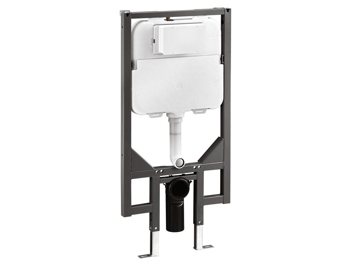 Hideaway+ Inwall Cistern Wall Hung Frame (4 Star)