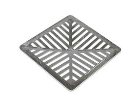 Reln 250mm Stormwater Pit Grate Only Aluminium