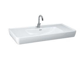 Laufen Pro A Wall Basin with Fixing 1 Taphole 1050 x 480mm White
