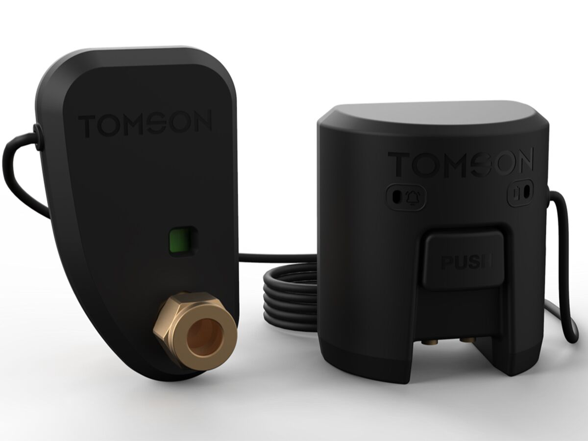 Tomson Leak Protection Valve