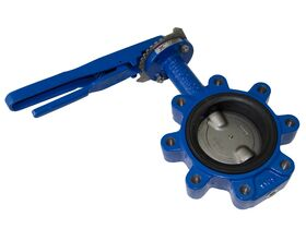 Dura Butterfly Valve Lugged with Handle