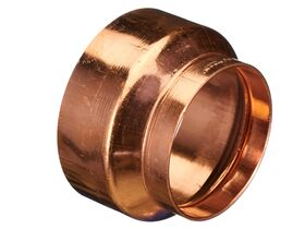 Ardent Copper Concentric Reducer High Pressure 100mm x 80mm