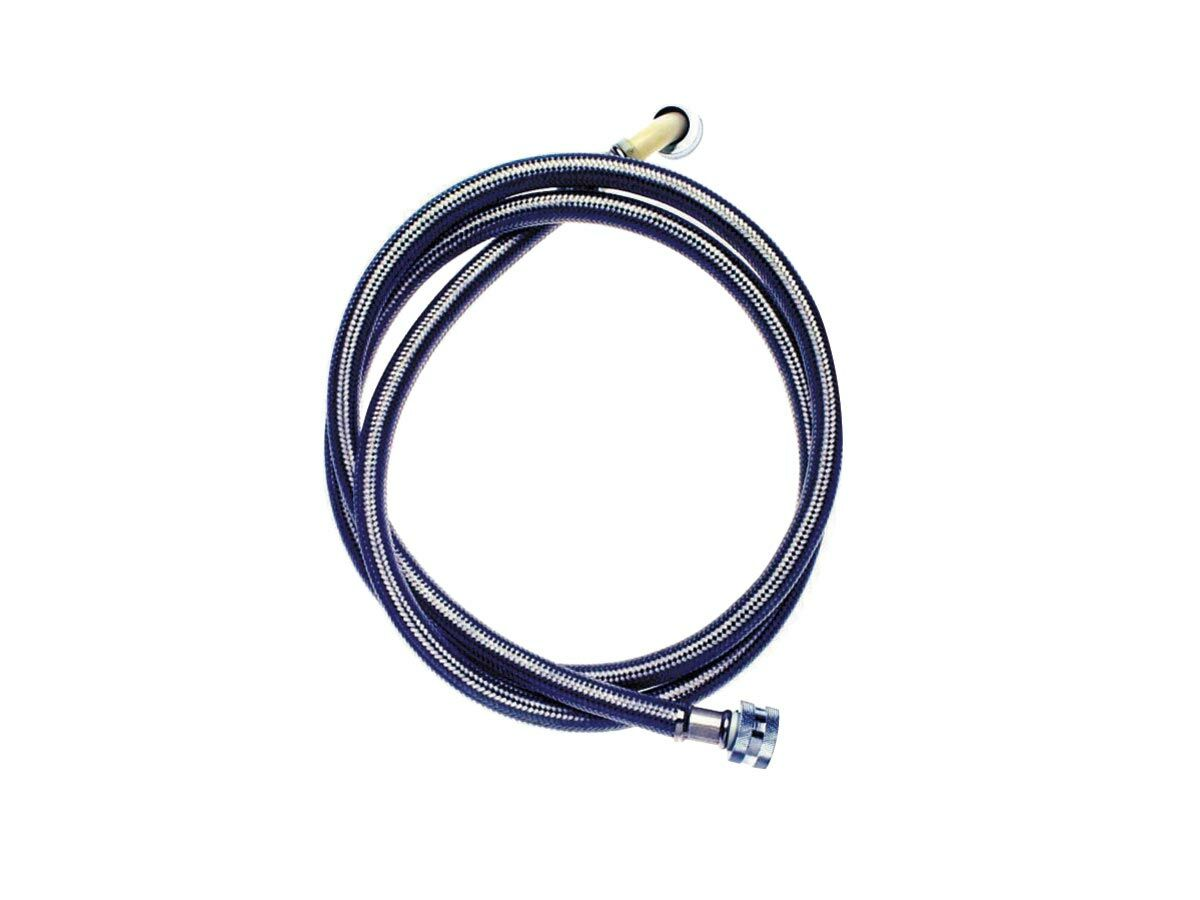 Performa Washing Machine Hose Double Stainless Steel 2mtr