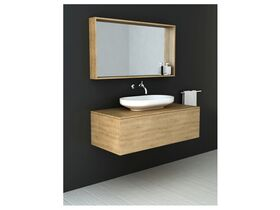 Venice 700 Soild Surface Counter Basin White
