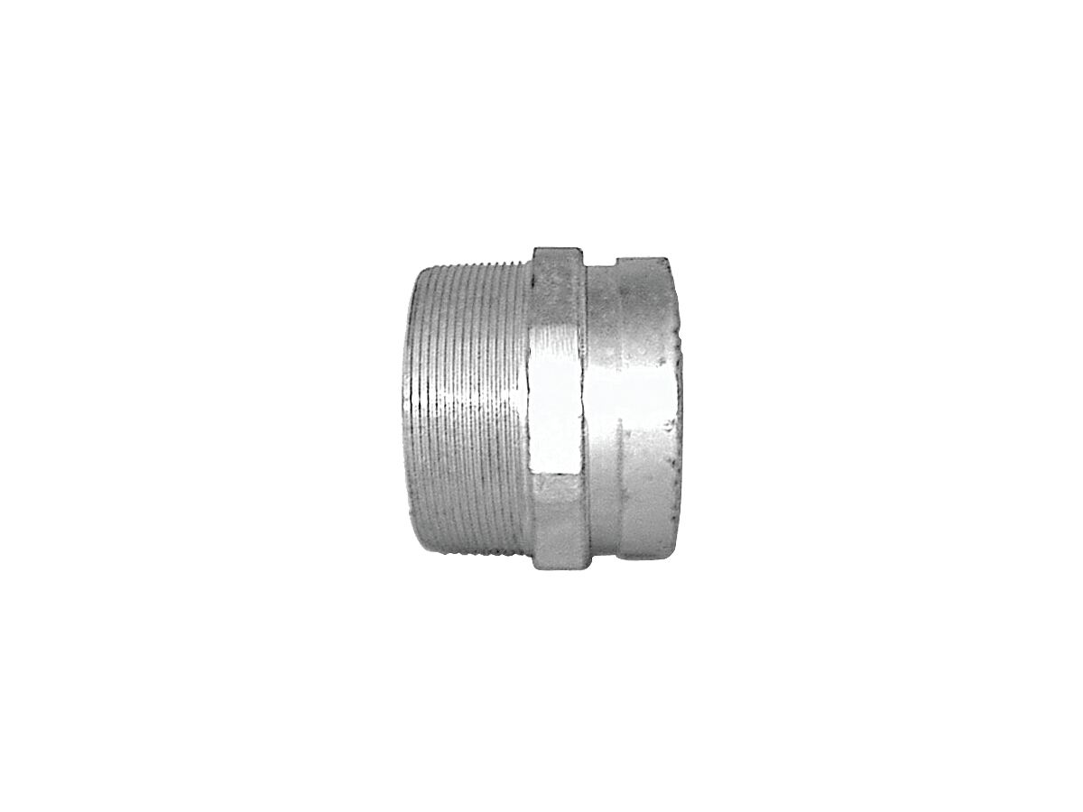 R/G SCREWED ADAPTOR GALV 150 X 150MM BSP
