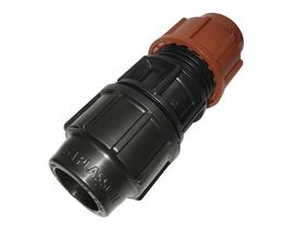Plasson Adaptor Poly x Copper