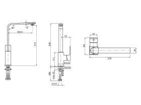 Mizu Bloc MK2 Sink Mixer (4 Star)