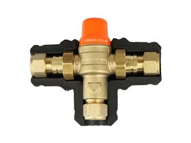 Tomson HPS Tempering Valve with Insulation 15mm