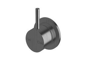 Scala Shower / Bath Mixer LUX PVD Brushed Smoke Gunmetal